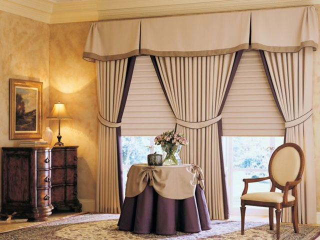 Draperies and Panels