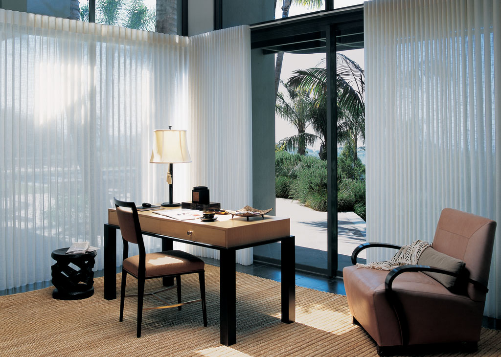 Hunter Douglas Luminette Sheers