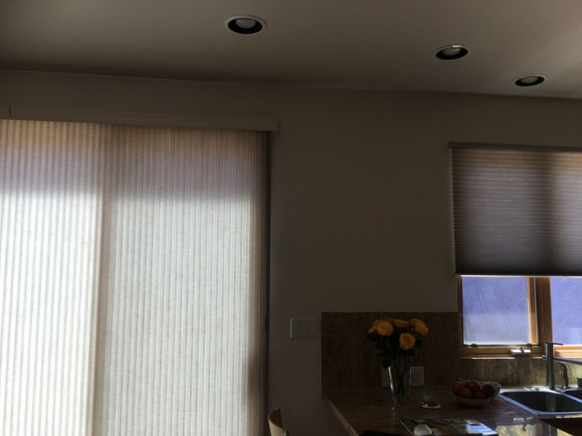 Hunter Douglas Honeycomb Shades